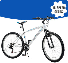 26 Inch Leopard Bike