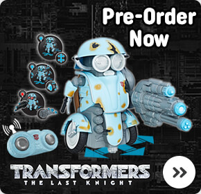 Transformers The Last Knight Remote Control Sqweeks