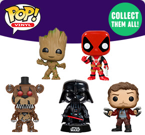 POP Vinyl Figures Assorted