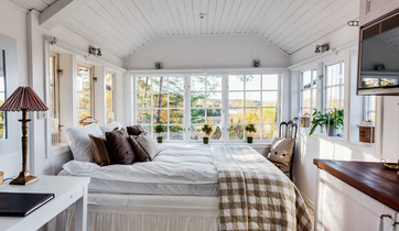 Houzz: 12 Dreamy Farmhouse-Style Bedrooms | Kitchen for Sunday ...