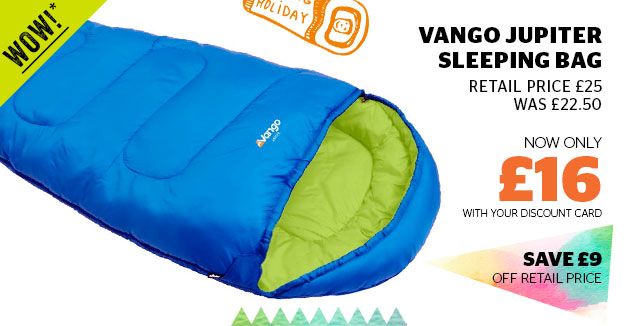 Vango Jupiter Sleeping Bag