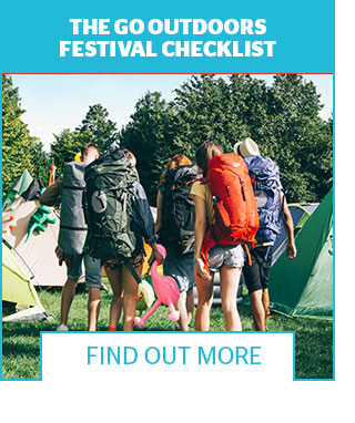 The GO Outdoors Festival Checklist