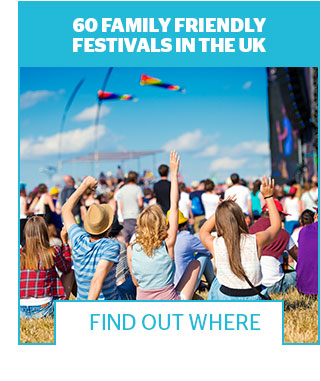 60 Family Friendly Festivals in the UK