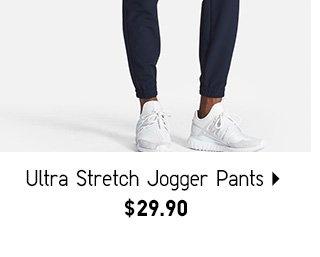 Ultra Stretch Jogger Pants - Shop Men