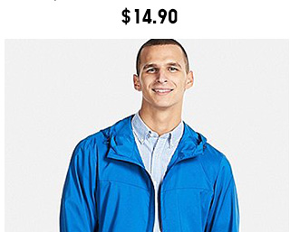 Pocketable Parka - Shop Men