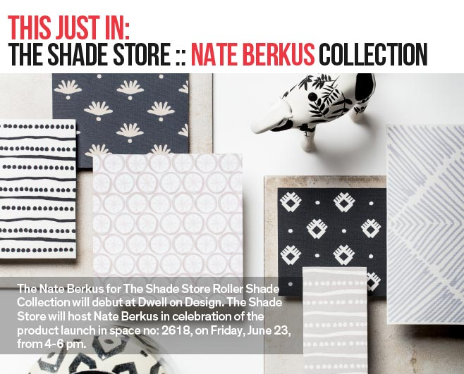 Dwell: Nate Berkus Collection – Cloth & Company Finalists – Knoll