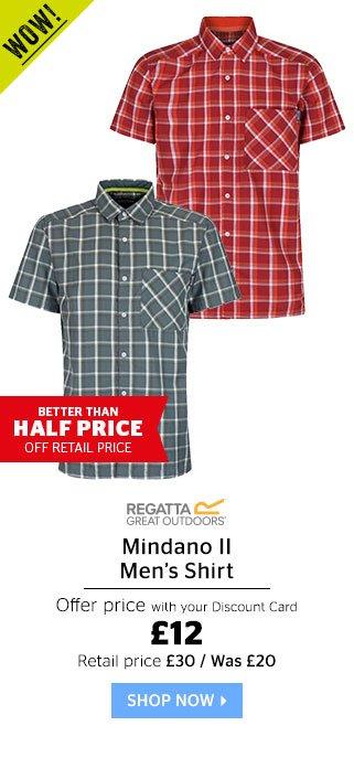 Regatta Mindano II