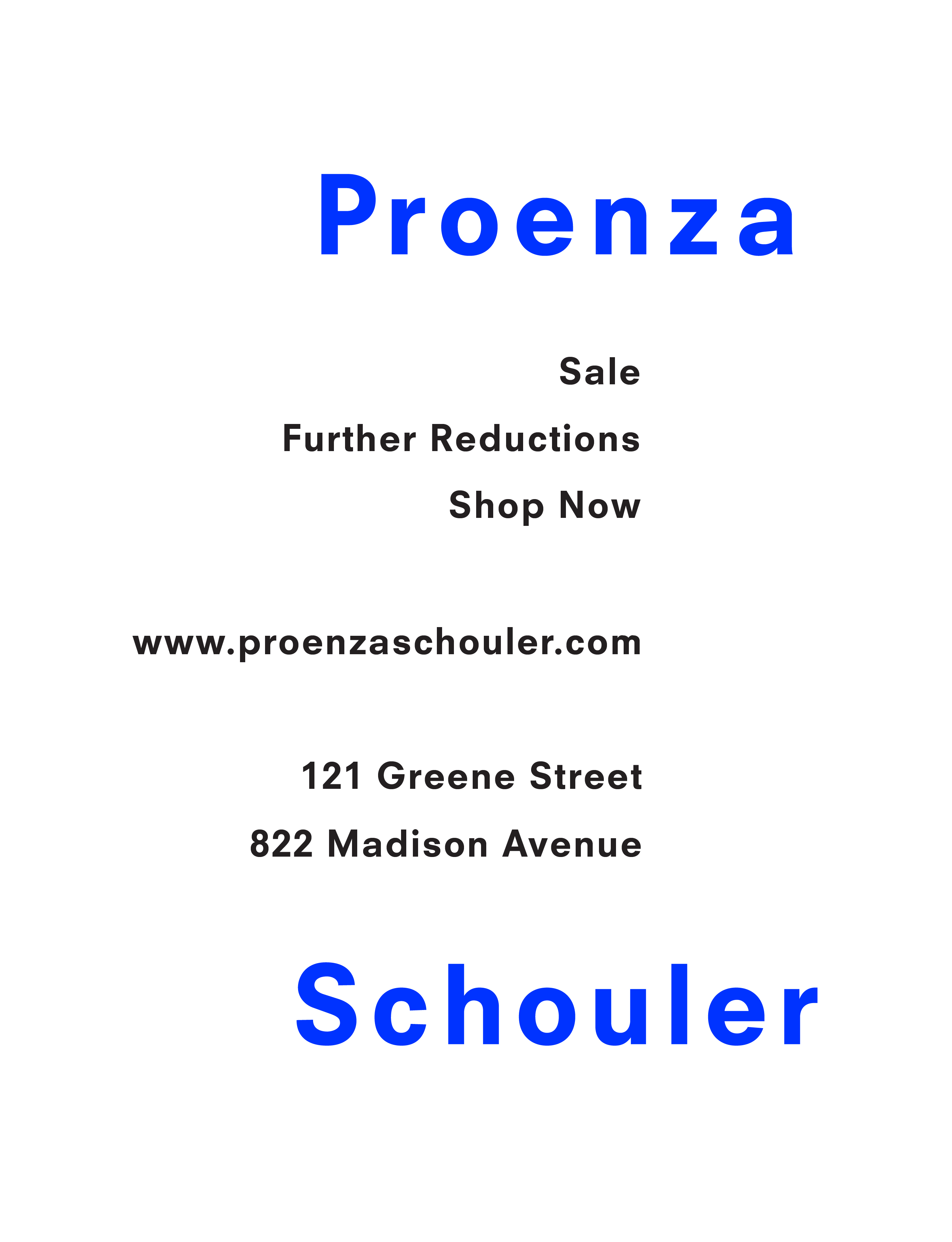 Spring 2017 Sale - Further Reductions Up to 65% Off
