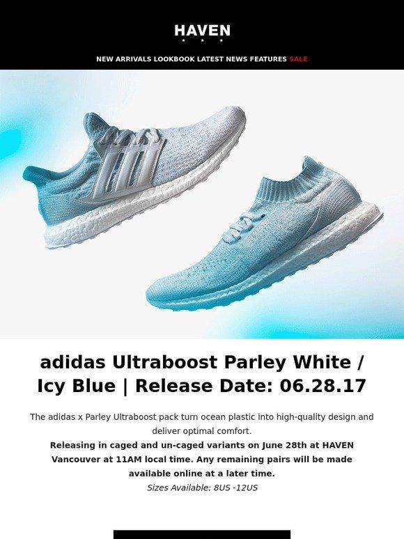 2802ddd48d3 Haven  adidas Ultraboost - 5 Models Releasing Tomorrow 06.28.17