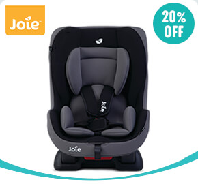 Joie Tilt Group 0-1 Car Seat Black