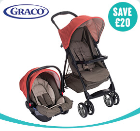 Graco Literider Woodland Walk Travel System