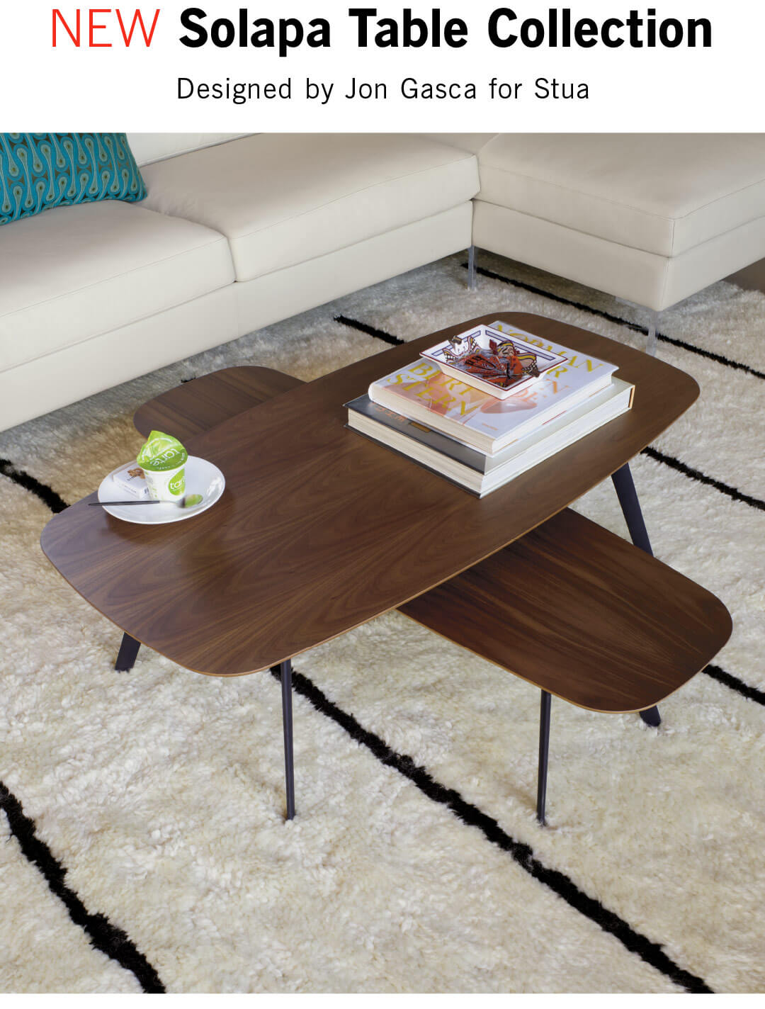 Solapa Table Collection