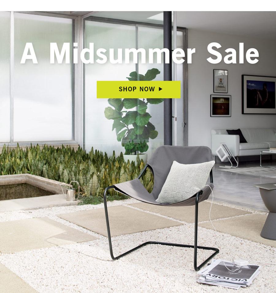 A Midsummer Sale