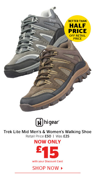 Hi Gear Trek Lite