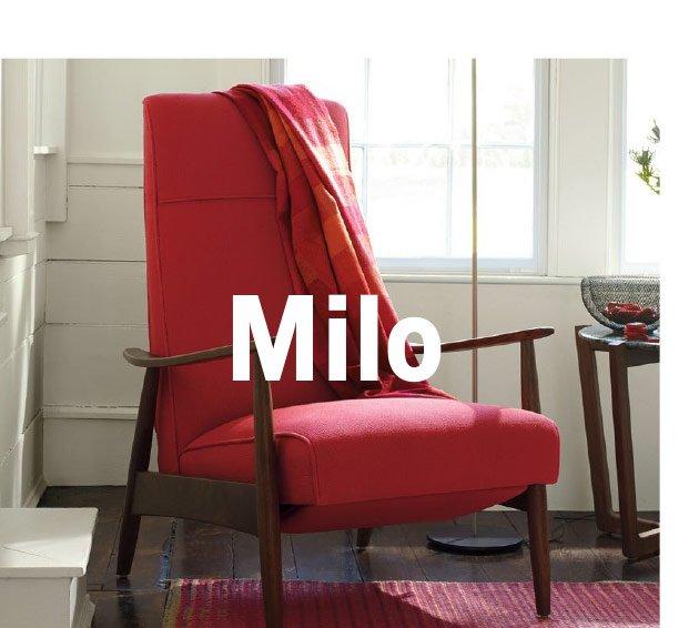 Shop Milo Recliner 74
