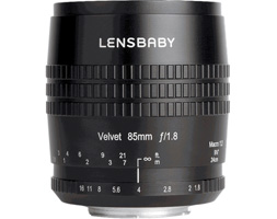 Smooth and Steady with the Lensbaby Velvet 85mm f/1.8 Lens