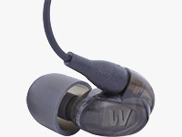 UM 1 Single-Driver Stereo In-Ear Headphones with Replaceable Cable