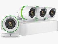 Everyday DVR & 8 Outdoor Bullet Camera Surveillance Systems