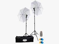 700W LED Studio Light Kit