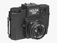 120N Medium Format Film Camera (Now Back in Stock)