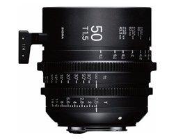 New Cinema Prime Lenses from Sigma