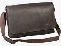 Premium Milled Leather Laptop & iPad Bags