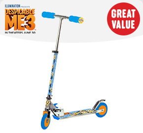 Despicable Me Folding Inline Scooter