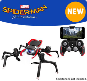 Spider-Man Homecoming Spider-Drone