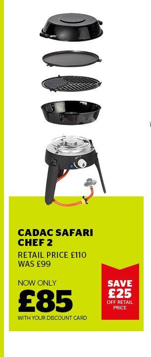 Cadac Safari Chef 2