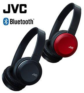 JVC Bluetooth Foldable Wireless Headphones