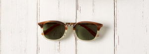 Barron Honey Fade Sunglasses