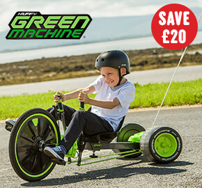 Huffy Green Machine 20 Inch