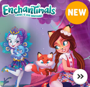 New Enchantimals Out Now