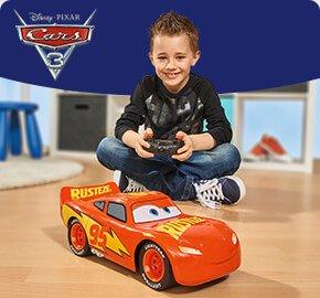 Cars 3 1:12 Jumbo RRC Lightning McQueen Radio Control Car