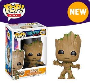 POP VINYL: Guardians of the Galaxy Groot