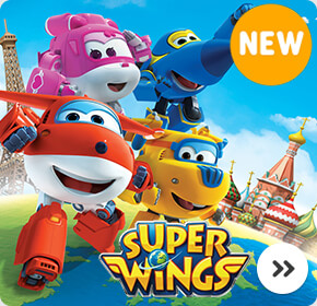 Super Wings Out Now