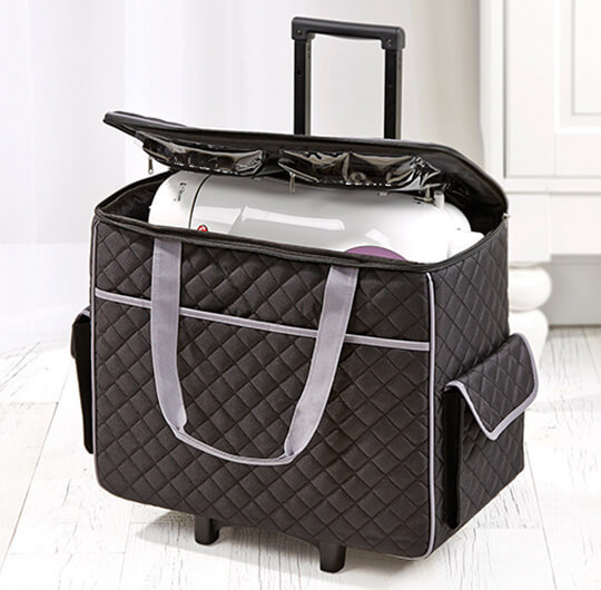 JoAnn Fabric And Craft Store Just 40 Days Left 40% Off One Regular Mesmerizing Joann Rolling Sewing Machine Tote