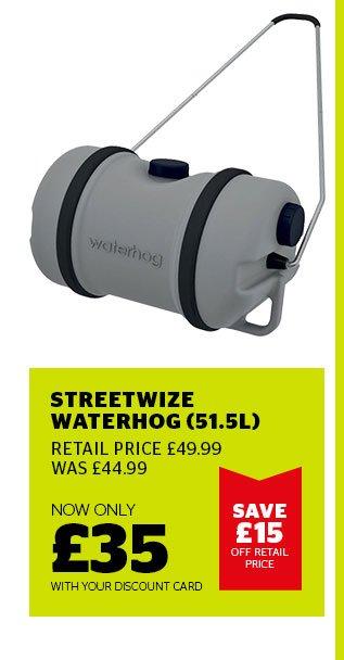 Streetwise Waterhog