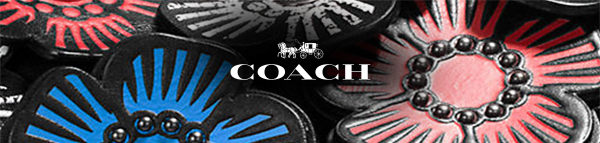 Coach: Stars, Stripes, And Sale | Enjoy 50% Off | Milled