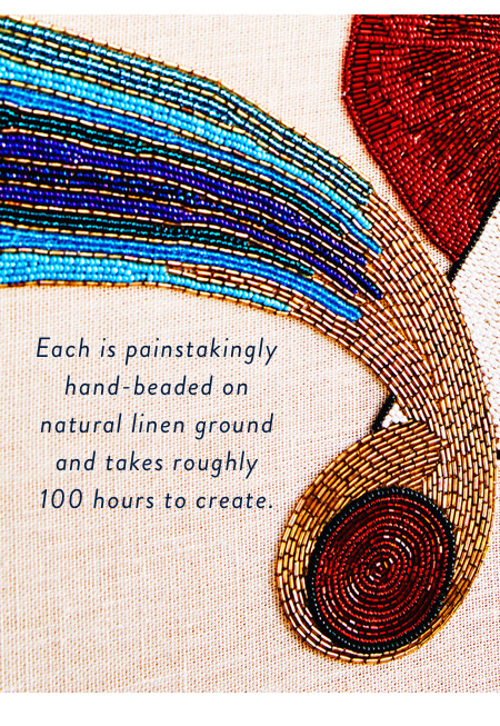 Jonathan Adler: Introducing: Beaded Wall Art | Milled