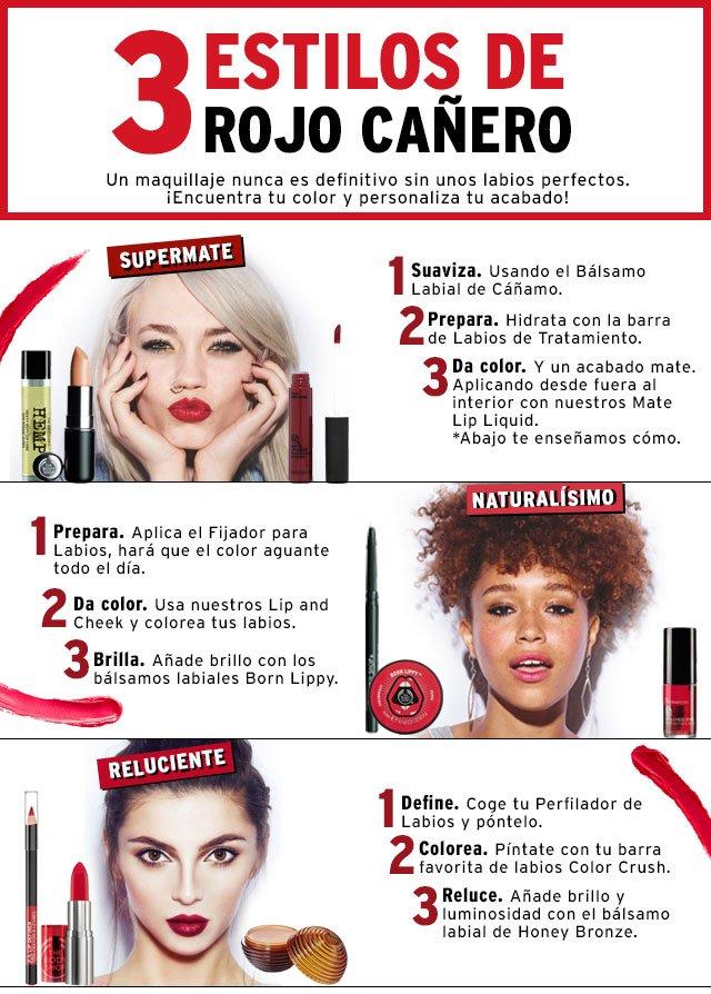The Body Shop ES: ¡Ponte roja! | Milled