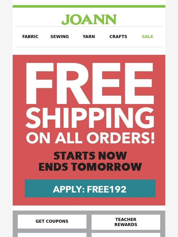 Joann coupon code for classes / Jack in the box coupons