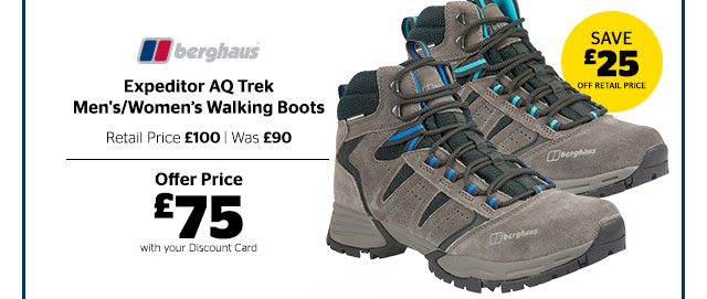 Berghaus Expeditor AQ Trek Men's Walking Boots