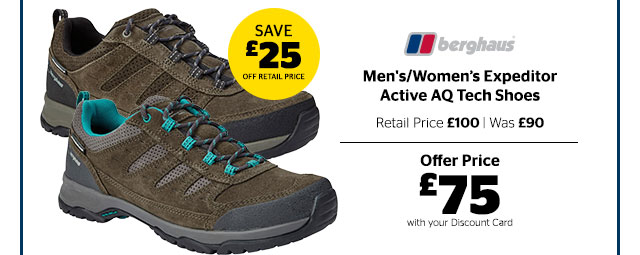 Berghaus Men's/Women's Expeditor Active AQ