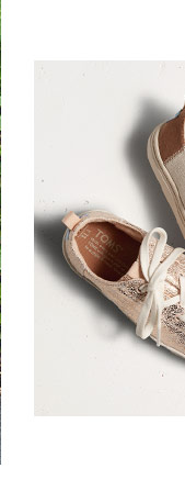 Rose Gold Crackle Foil Youth Lenny Sneakers