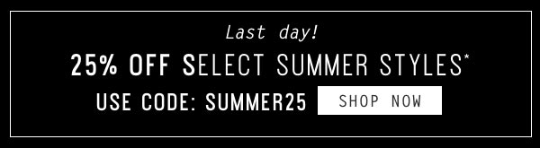 Last Day - Shop now