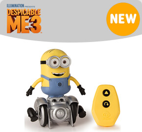 Despicable Me 3 Mini Turbo Dave Mini MiP
