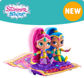 Shimmer and Shine Magic Flying Carpet