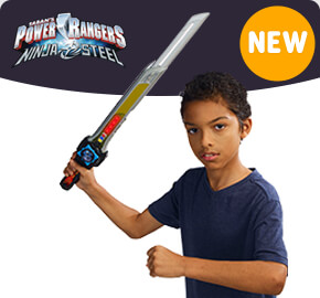 Power Rangers DX Ninja Star Blade