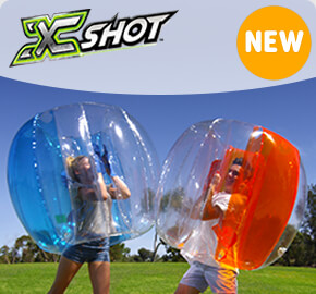 Zuru X Shot Bubble Ball